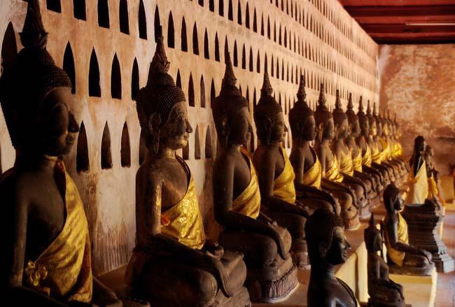 7-day Trip Vientiane – Vang Vieng – Luang Prabang