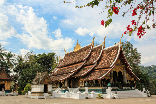Luang Prabang City Walking Tour